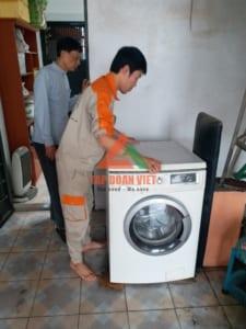 Quy trình sửa máy giặt tại nhà - Nhanh Chóng